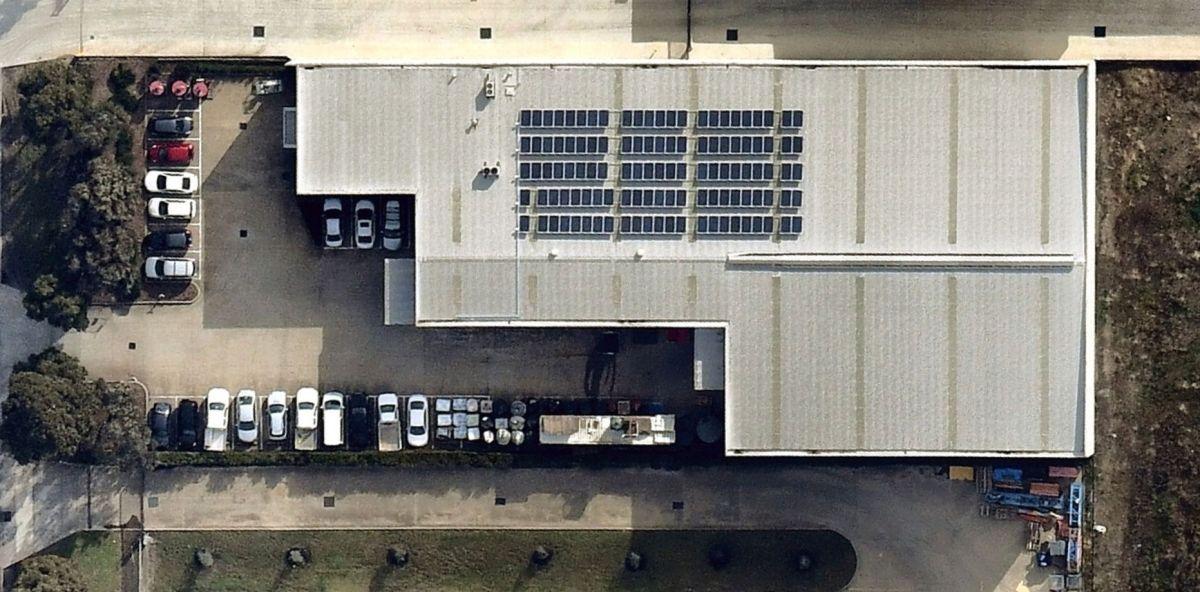 Amiad Water Systems Solar